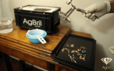 AG100, a Compacta da AgBril