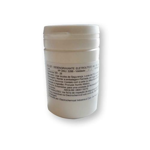 EQ 227 – DESENGRAXANTE ELETROLÍTICO - AG100 - 50g